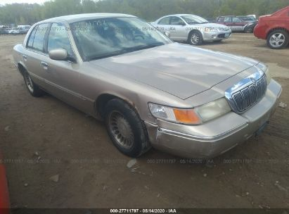 2000 MERCURY GRAND MARQUIS LS