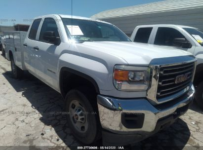 2015 GMC SIERRA C2500 HEAVY DUTY
