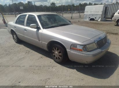 2003 MERCURY GRAND MARQUIS LS