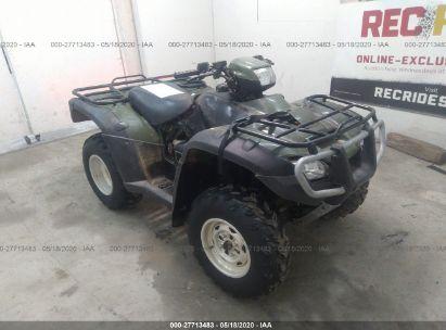 2005 HONDA TRX500 FA