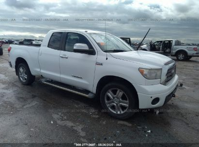 2008 TOYOTA TUNDRA DOUBLE CAB LIMITED