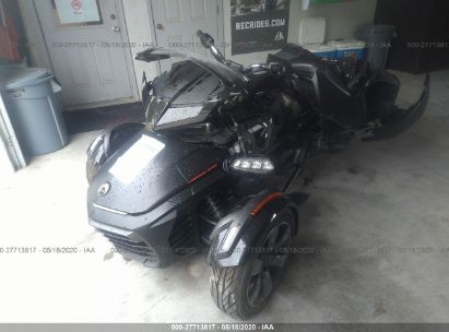 2016 CAN-AM SPYDER ROADSTER F3-T/LIMITED/LIMITED SPEC