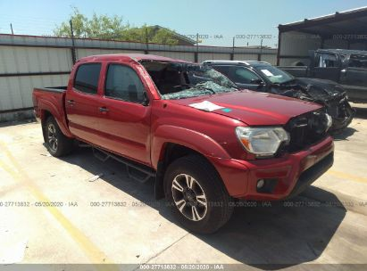 2012 TOYOTA TACOMA DOUBLE CAB PRERUNNER