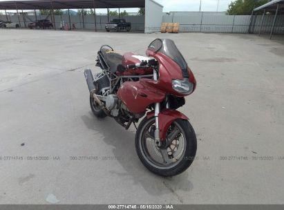 2001 DUCATI 750 SS