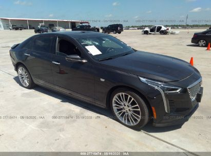 2019 CADILLAC CT6 SEDAN SPORT AWD
