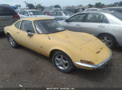 1970 - OTHER - OPAL GT