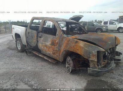 2011 GMC SIERRA 1500 K1500 SLE