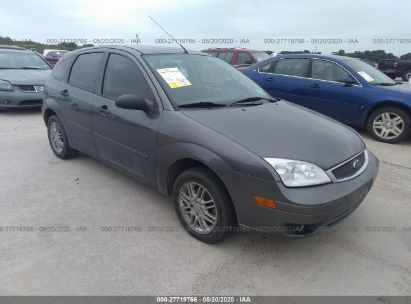 2007 FORD FOCUS ZX5/S/SE/SES