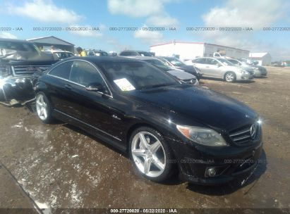 2008 MERCEDES-BENZ CL 63 AMG