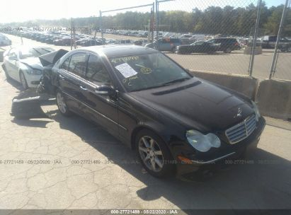2007 MERCEDES-BENZ C 280 4MATIC