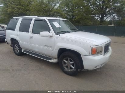 2000 CADILLAC ESCALADE LUXURY