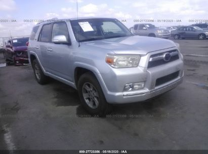 2011 TOYOTA 4RUNNER SR5/LIMITED