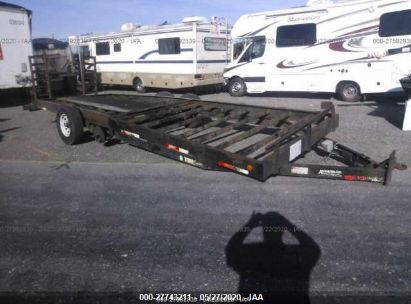 2004 ANDERSON VEHICLE TRAILER