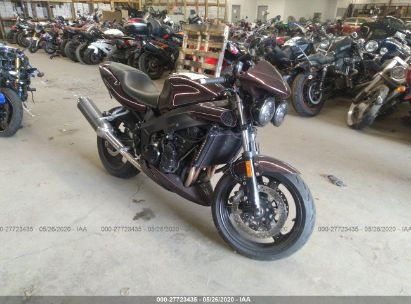 2003 TRIUMPH MOTORCYCLE SPEED 4
