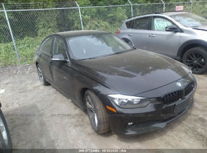 2015 BMW 320 I/XDRIVE