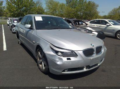2007 BMW 5 SERIES XI