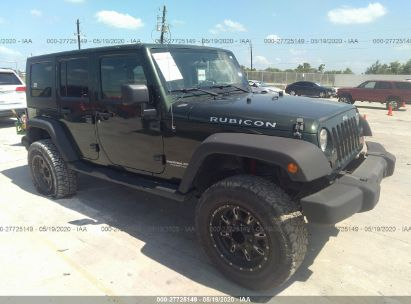2010 JEEP WRANGLER UNLIMITE RUBICON
