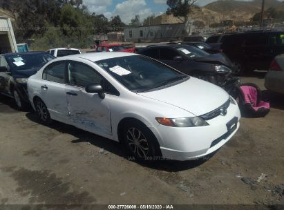 2006 HONDA CIVIC SDN DX