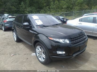 2015 LAND ROVER RANGE ROVER EVOQU PURE PLUS