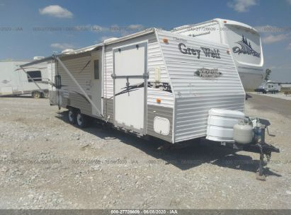 2008 FOREST RIVER CHEROKEE 28BH