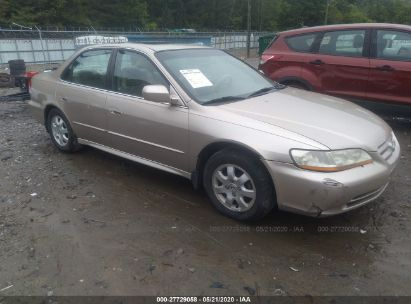 2001 HONDA ACCORD EX
