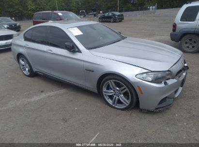 2011 BMW 550 XI