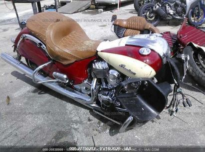 2015 INDIAN MOTORCYCLE CO. ROADMASTER