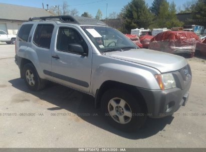 2006 NISSAN XTERRA OFF ROAD/S/SE