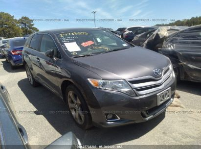 2015 TOYOTA VENZA LE/XLE/LIMITED