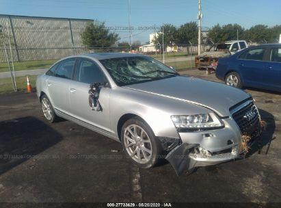 2010 AUDI A6 PREMIUM PLUS