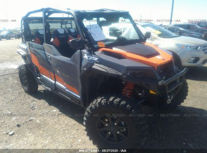 2020 POLARIS GENERAL XP 4 1000 DELUXE RIDE COM