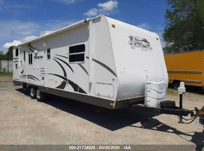 2010 PALOMINO RECREATIONAL TRAILER