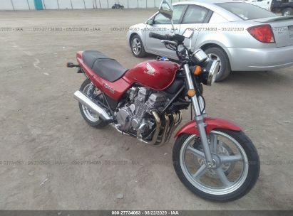 1993 HONDA CB750