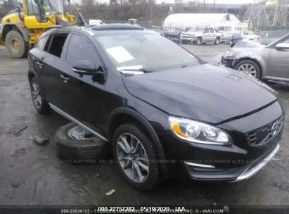 2016 VOLVO V60 CROSS COUNTRY PREMIER