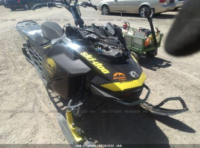 2017 SKI-DOO SUMMIT X 850