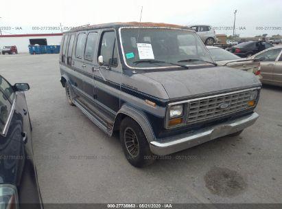 1985 FORD ECONOLINE E150 VAN