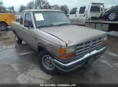 1990 FORD RANGER SUPER CAB