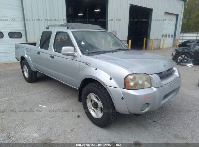 2002 NISSAN FRONTIER CREW CAB XE/CREW CAB SE