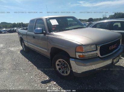 2001 GMC NEW SIERRA K1500