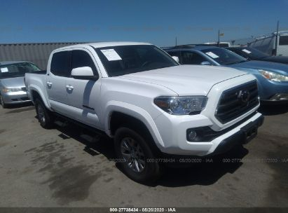 2019 TOYOTA TACOMA DOUBLE CAB/SR5/TRD SPORT/