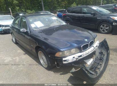 2001 BMW 525 I AUTOMATIC