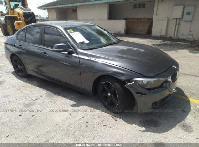 2014 BMW 328 I SULEV