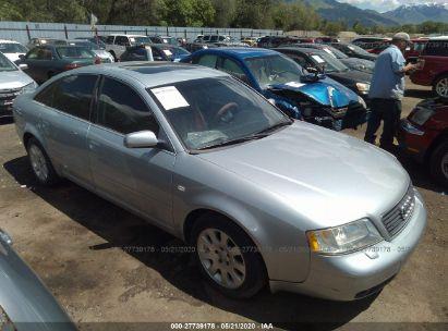1999 AUDI A6 2.8 QUATTRO