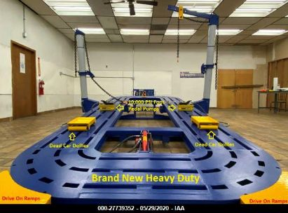 2020 5 STAR HEAVY DUTY FRAME MACHINE