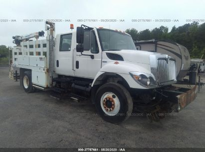 2008 INTERNATIONAL 7000 7300