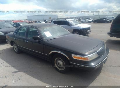 1996 MERCURY GRAND MARQUIS GS