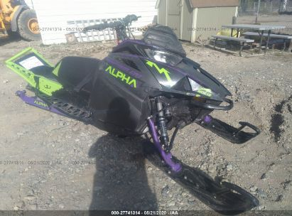 2019 ARCTIC CAT M8 MT ALPHA 794 CC