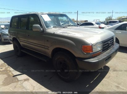 1997 TOYOTA LAND CRUISER HJ85