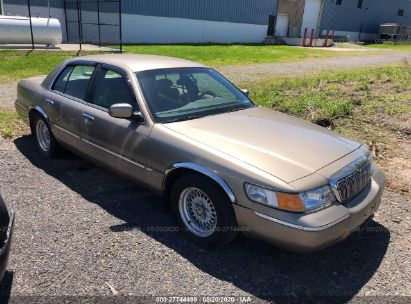 2001 MERCURY GRAND MARQUIS LS