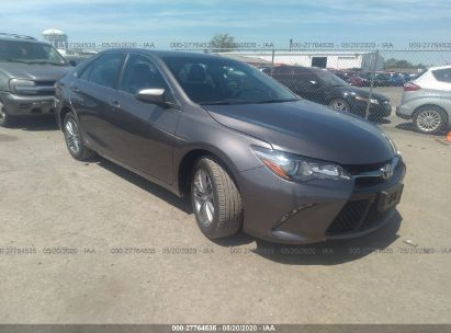 2017 TOYOTA CAMRY LE/XLE/SE/XSE